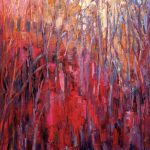Digitalt Grafisk Arbeid av kunstner Fritz Helge Nyegaard - tittel: Sonate